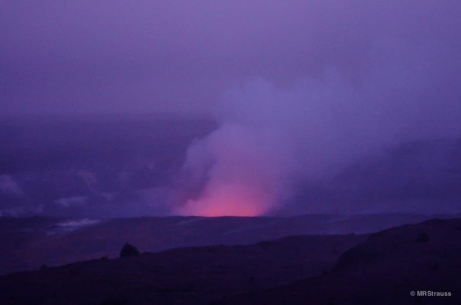 Dusk Volcano