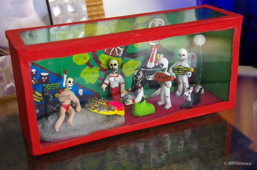 Miniaturas in Mérida