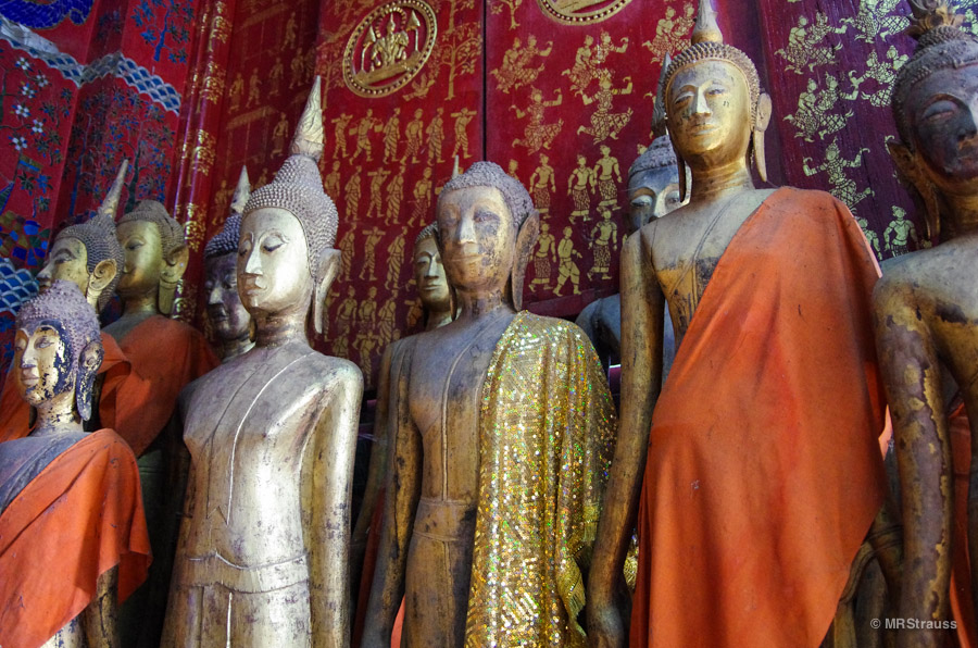 Lao Buddhas