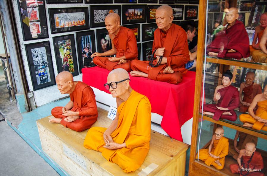 Weird Buddhas